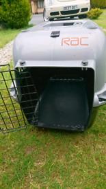 RAC Pet Carrier.