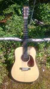 Martin Acoustic Guitar