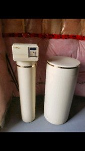 Culligan water softener used condition
