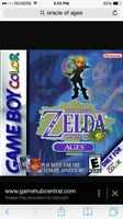 Looking for: zelda oracle of ages gameboy color