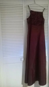 EVENING DRESS petite size