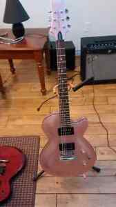 Daisy rock Pink Champagne electric guitar!! St. John's Newfoundland image 1