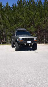 2000 Jeep Cherokee XJ for sale! NEED GONE!