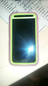 Samsung galaxy s5 with otter box