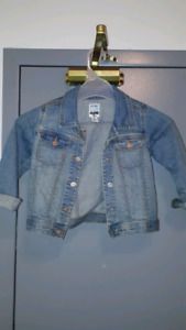 Girls Size 5 Denium Jacket