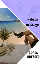 Brazillian Crossdresser masseusse