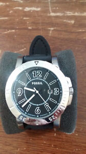 Fossil mens watch brand new