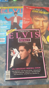 Elvis Presley items