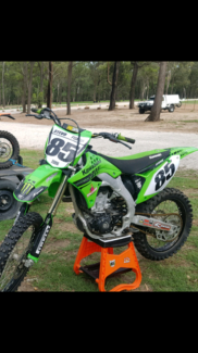 2011 Kawasaki KX450f Glenmore Park Penrith Area Preview