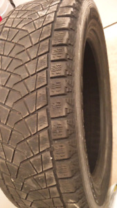 235/65R 18 Winter Tires for sale - Used