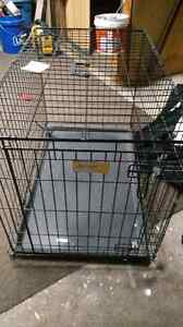 Dog/cat crate cage kennel