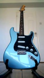 Fender Stratocaster 2001 Blue Collectors Grade