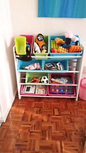 Great storage, great shape! Done it's purpose