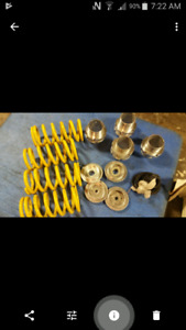 Universal springs fit vw civic