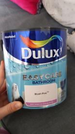 Dulux bathroom paint - blush pink 2.5L