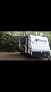 2015 Travel Trailer with EXTENDED warranty