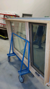 LFt casment right fixed window