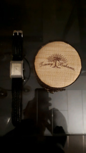 Tommy Bahama watch with case