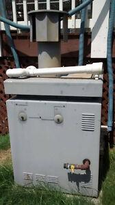 Chauffe eau propane