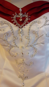 Size 10 wedding dress