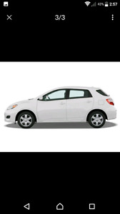 STANDARD DRIVERS TAKE A LOOK! TOYOTA MATRIX MINT CONDITION