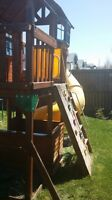 Wooden Play Center from Costco