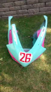 2006 GSXR1000 Race Bodywork Fairings