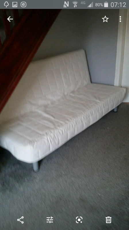 Ikea Bed Settee Sofa