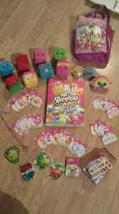 SHOPKINS COLLECTION $40