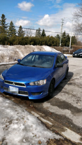 2012 Mitsubishi Lancer NO ACCIDENTS