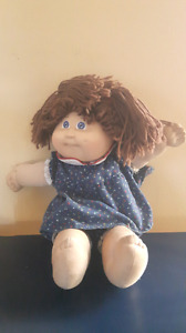 Cabbage Patch Kid  (80s)- Make me an offer!