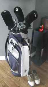 WILSON LADIES GOLF CLUBS -  FULL SET RIGHT HANDED