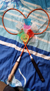Petit kit Badminton