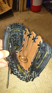 Kids ball glove