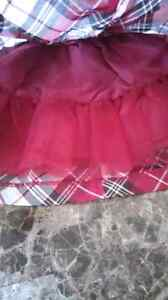 Brand New with Tags 6-12 mts plaid dress gymboree London Ontario image 5
