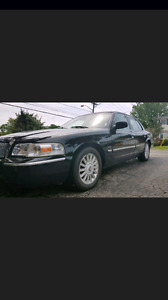 2011 Mercury Grand Marquis Sedan