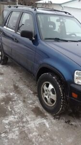1997 Honda CR-V Other Edmonton Edmonton Area image 3