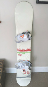 Option V2 156 Bindings Inc $100 firm