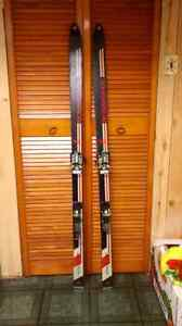 ROSSIGNOL DOWNHILL SKIS ALPIN West Island Greater Montréal image 3