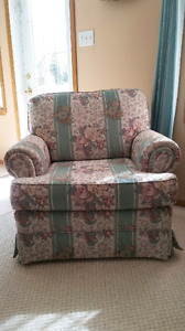 Excellent condition couch and chair