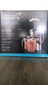New age living juicer sjc-45