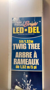5ft led twig tree St. John's Newfoundland image 2