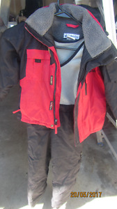 BOYS Snow suit  Columbia Size 4