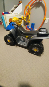 Batman Power Wheels 4 Wheeler