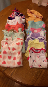 Baby girl 0-3month clothing