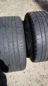 Porsche Boxster Rims and Tires Regina Regina Area image 6