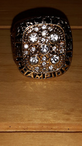 Mark Messier stanley cup champions Replica Ring