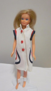 1974 Vintage Barbie Growing Up Skipper (Controversial Doll)