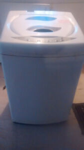 danby apartment size washer small bar fridge and a dehumidifier