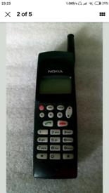 Nokia 909 Mobile Phone RARE